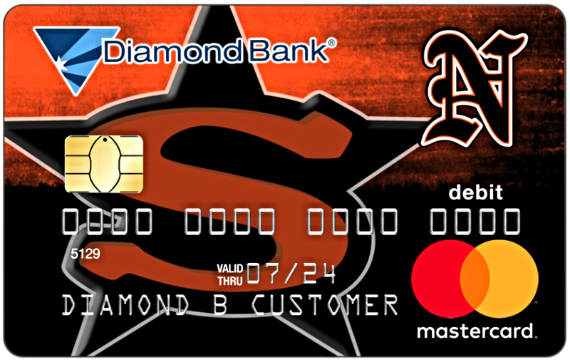 nashville scrappers mascot debit card